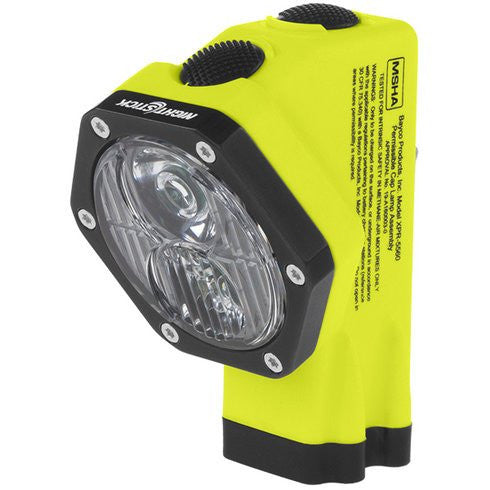 Night Stick Intrinsically Safe Cap Lamp - Rechargeable