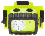 Nightstick Intrinsically Safe Permissible Multi-Function Dual-Light Headlamp