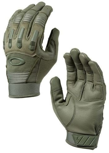 Oakley Transition Tactical Glove - Worn Olive