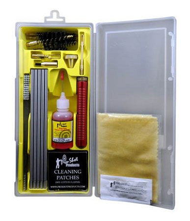 Pro-Shot Products Universal .22 Cal. - 12 GA Box Cleaning Kit