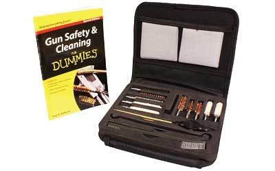 PS Products Gun Safety and Cleaning for Dummies Book
