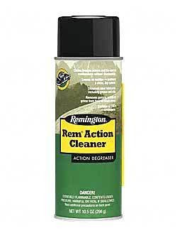 Remington Action Cleaner Liquid 10.5 oz. can Cleaner 6/Box Bottle 18395