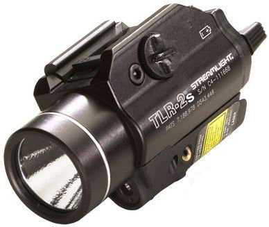 Streamlight TLR-2s WeaponLight with Laser