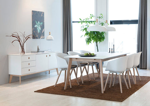 Dining chairs & Dining table