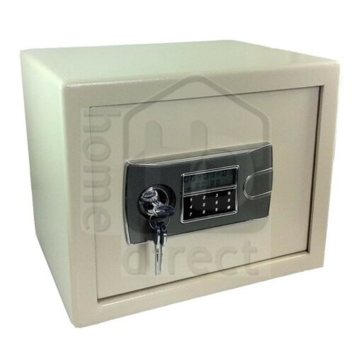 ELECTRONIC DIGITAL OFFICE SAFE SAFETY BOX DISPLAY SCREEN - 38cm x 33cm