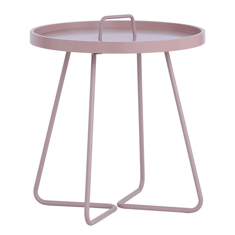 JAXI Round Coffee Table 40cm - Lavender