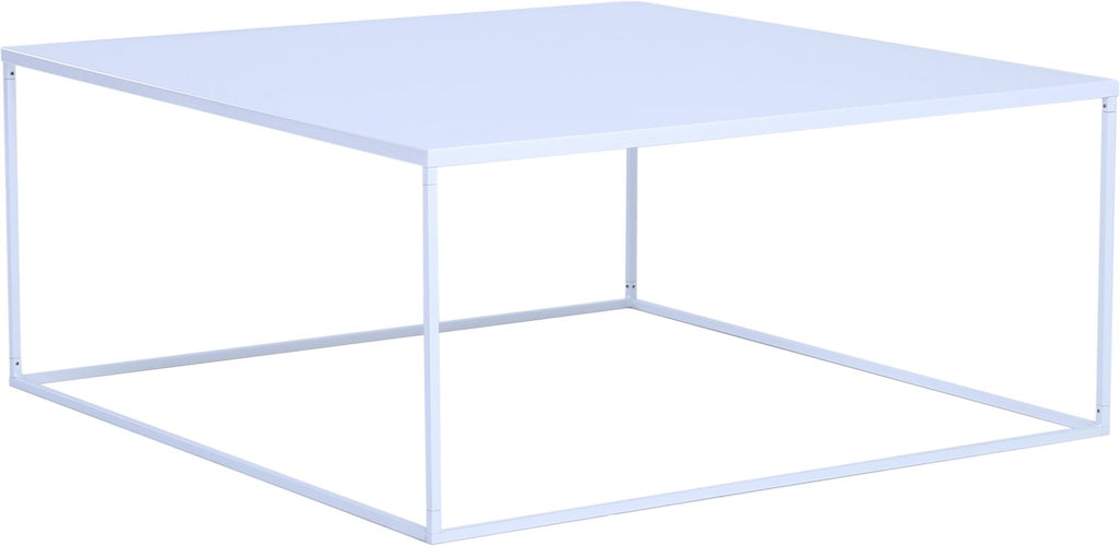 DARNELL Coffee Table - White