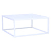 DAICHI Coffee Table Square - White Colour