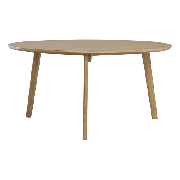 ORIEL Coffee Table Round 90cm - Oak