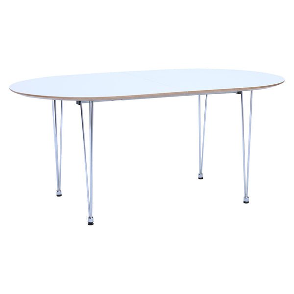 OMEO Dining Table Extendable - 170cm - White