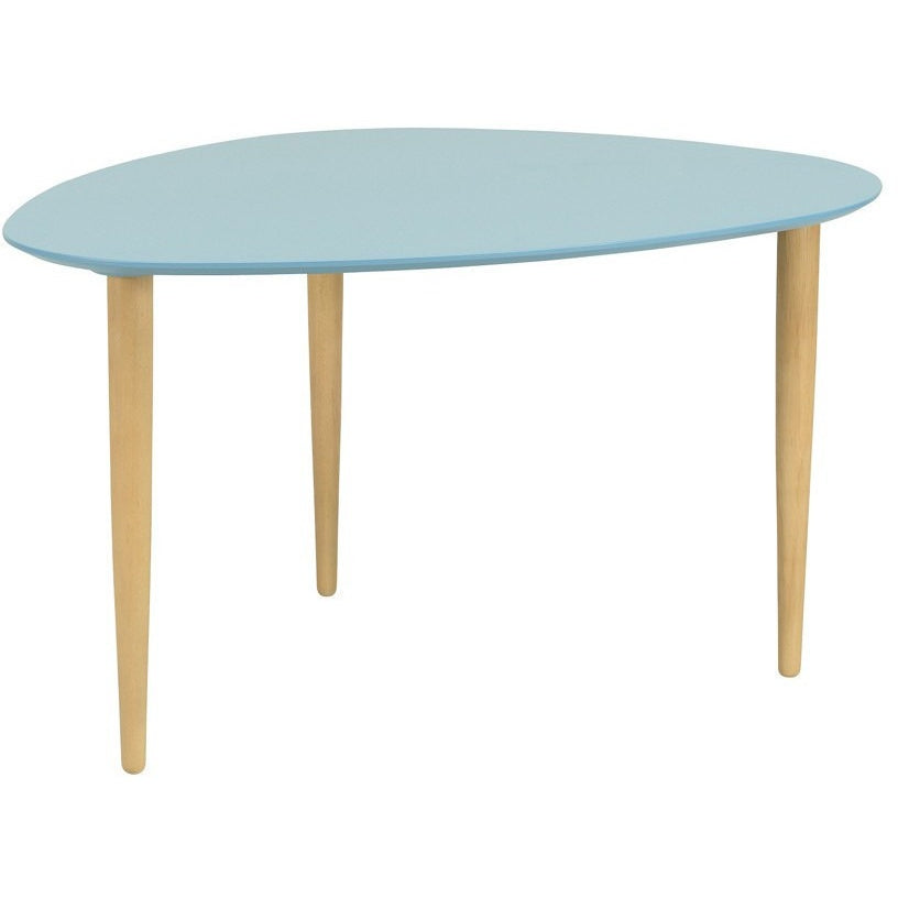 Corey High Dust Blue Coffee Table