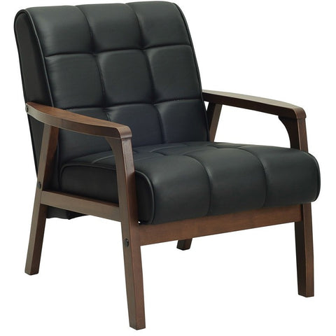 Tucson Armchair in Black