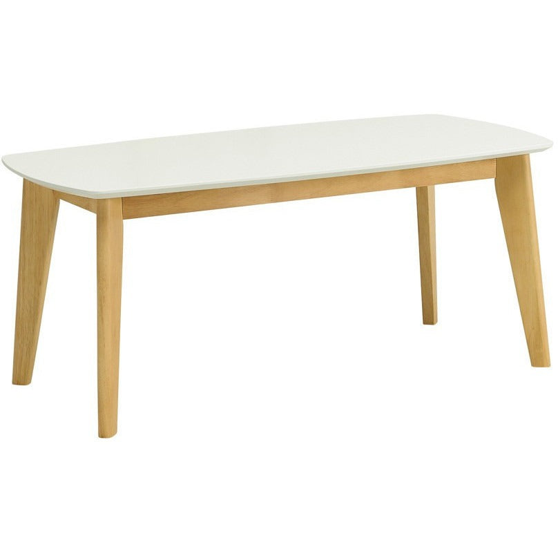 Arthur High Coffee Table - Oak + White