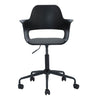 LAXMI Swivel Chair - Black