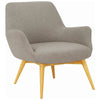 Berlingo Lounge Chair - Dolphin Grey - Royaal Range