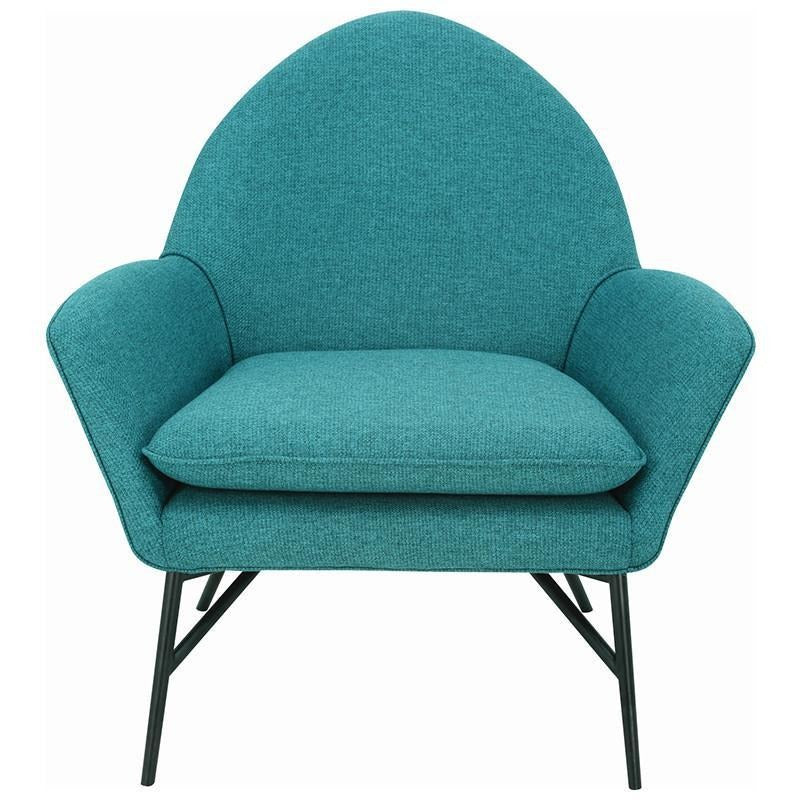 Lavinda Lounge Chair - Nile Green - Royaal Range