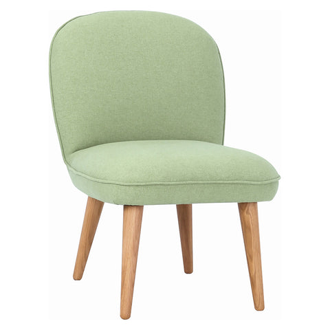 HORNET Lounge Chair - Mint Green Colour