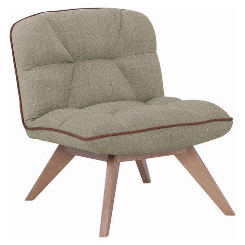 FEIRO Lounge Chair - Timberwolf