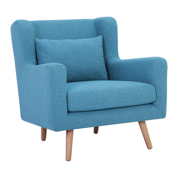 SAFARI Single Seater Sofa - Parsley Colour
