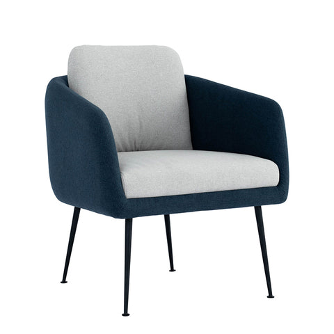 COUGAR Lounge Chair - Twilight & Grey