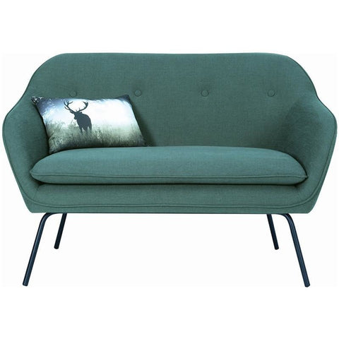 Picanto 2 Seater Sofa - Dark Green - Royaal Range