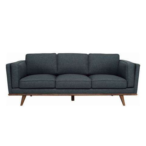 CIVIC 3 Seater Sofa - Space Blue