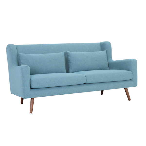 SAFARI Three Seater Sofa - Aquamarine