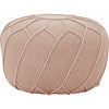 Saturn Ottoman - 61cm - Oak Brown