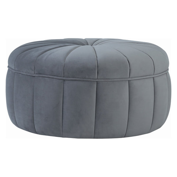 PROBE Ottoman 87cm - Grey Colour