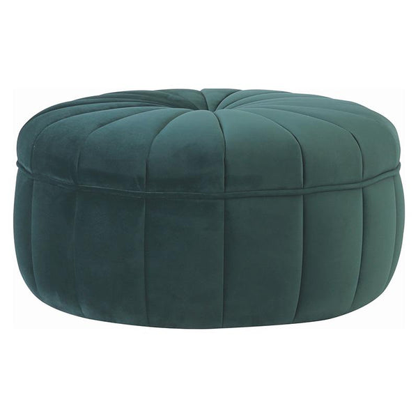 PROBE Ottoman 87cm - Dark Green Colour