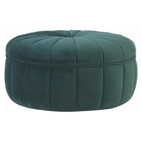 PROBE Ottoman - Dark Green Colour