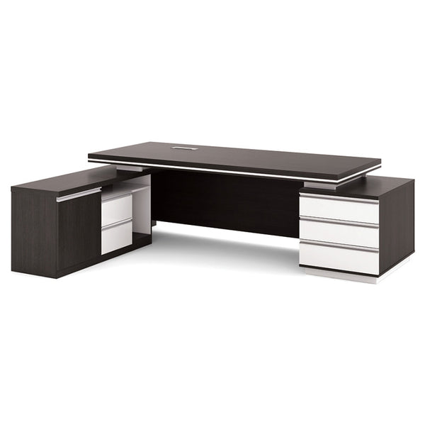 Xander Executive Office Desk With Left Return 2 49m