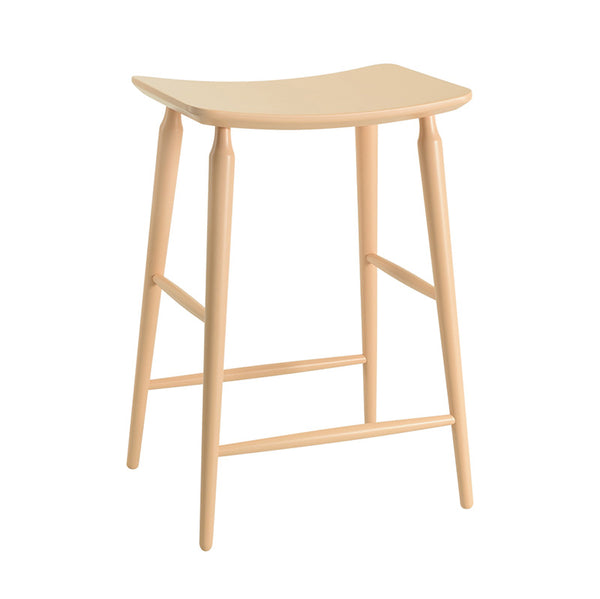 Hester Counter Stool - Nude