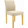 Ladee Dining Chair - Oak + Sand