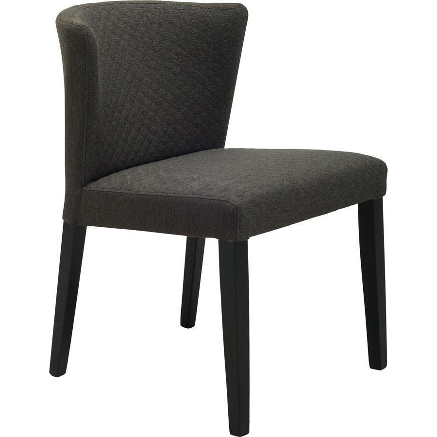 Rhoda Dining Chair - Mud Brown
