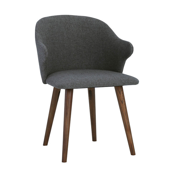 CEYLA Dining Chair - Grey