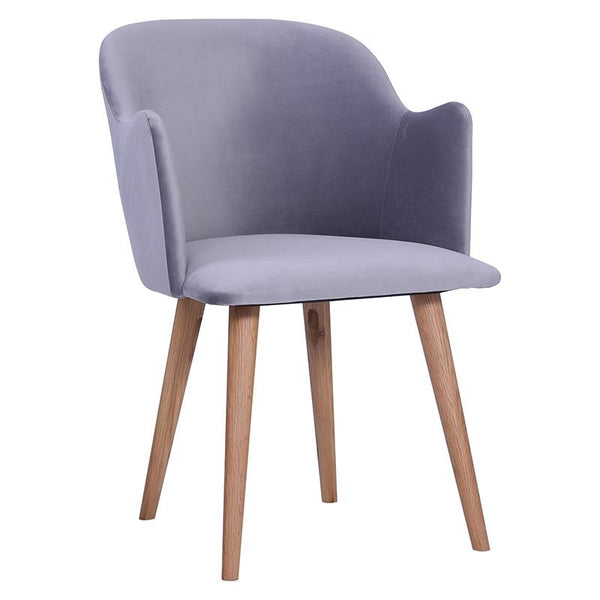 NAYELI Dining Chair - Grey