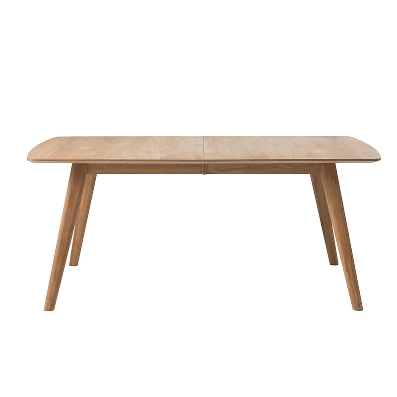 JAREL Extendable Dining Table 180/270cm -  Natural