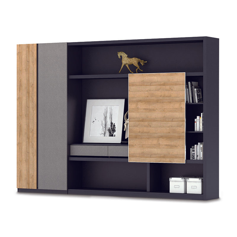 DANTE Display Cabinet - 280 x 200 - Kadi + Grey