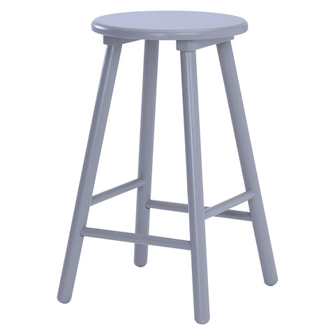 OLINA Bar Stool - Light Grey