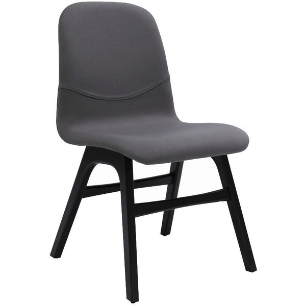 AVA Dining Chair - Dark Grey