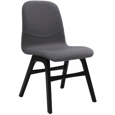 Ava Dining Chair - Espresso + Paloma
