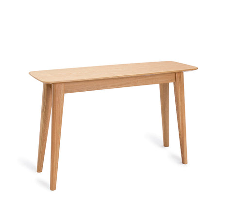 JAREL Console Table 120cm -  Natural
