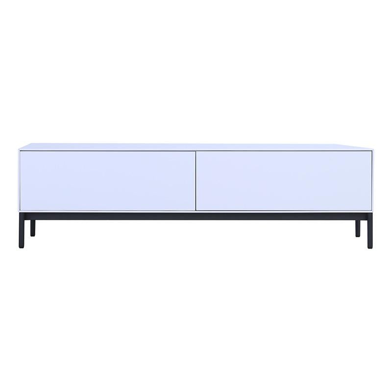 LOWELL TV Entertainment Unit - 120cm - White