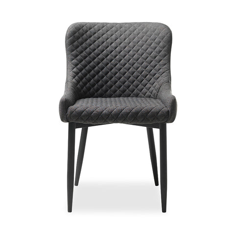 DANYA Dining Chair - Grey