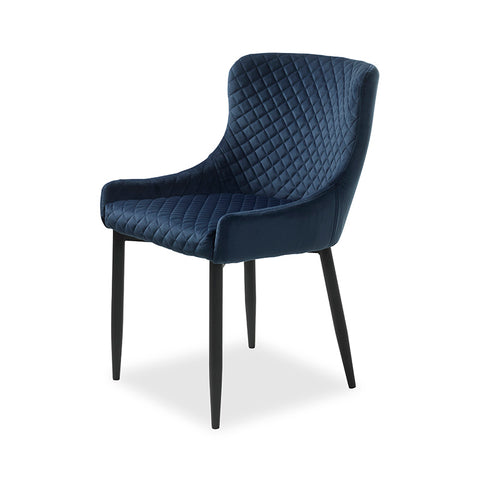 DANYA Dining Chair - Blue