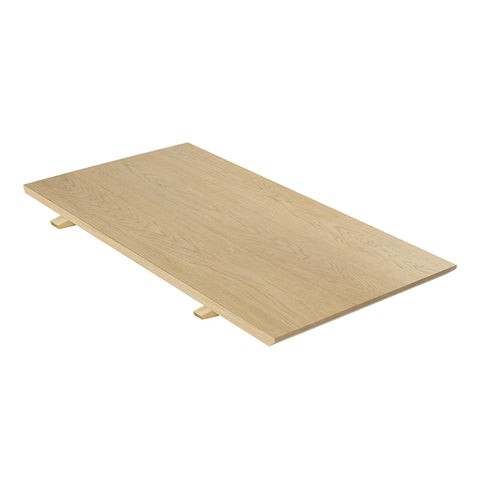 CAPRI Extension Leaf for Dining Table 50cm -  Natural