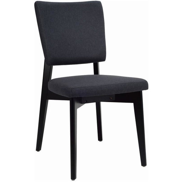 Goya Dining Chair - Black + Twilight