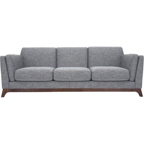 Finn 3 Seater Sofa in Pebble
