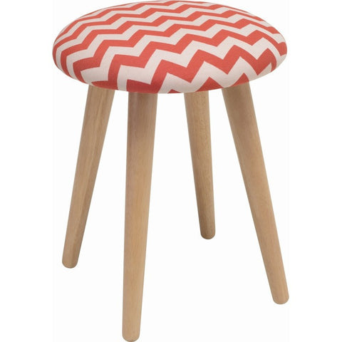 Poppy Stool In Auburn
